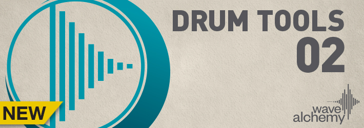 Drum Tools 02 by Wave Alchemy