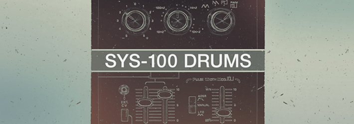 SYS-100 Drums by Wave Alchemy