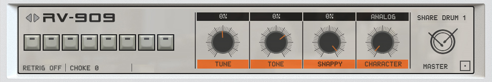 Revolution | Drum Machine Plugin